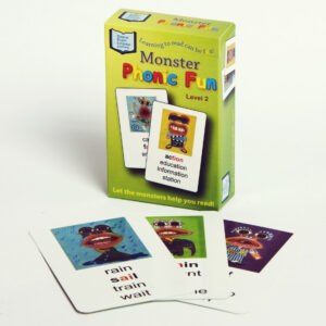 Monster Phonic Fun Level 2