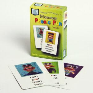 Monster Phonic Fun Level 2