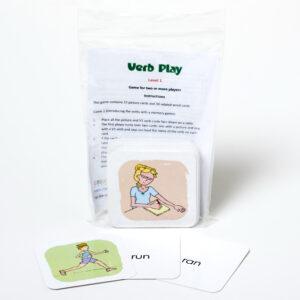 Verb Play - סט 2