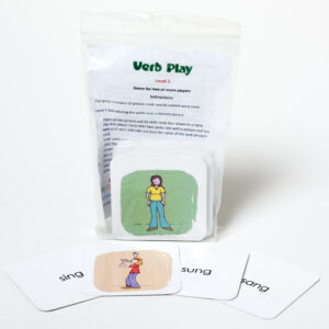 Verb Play - Set 1