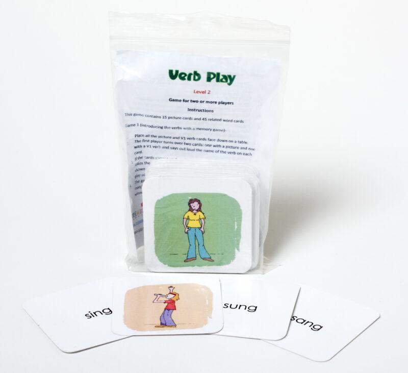 Verb Play - Set 1